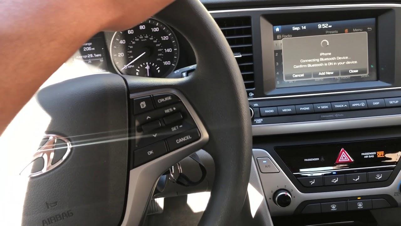 Hyundai Elantra: Power outlet