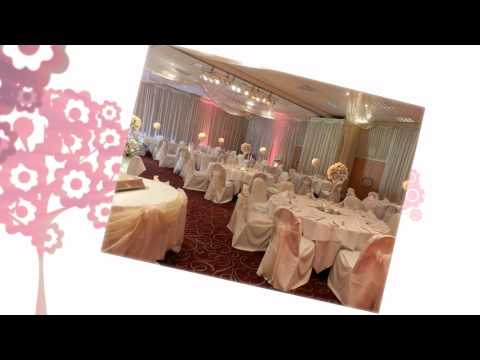 Weddings at Sedgebrook Hall - Decor by Party Linen