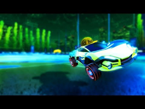 What It's Like Playing Rocket League With Jon Sandman!
