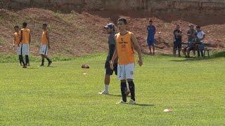 Trindade sonha alto em sua primeira participação na Copa São Paulo de Juniores