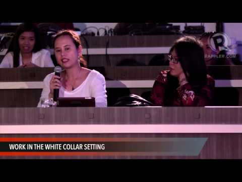 Work It: Women in the white collar setting