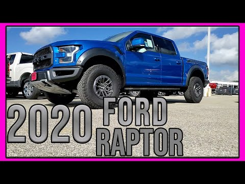 NO MARKUP! Get your 2020 Raptor