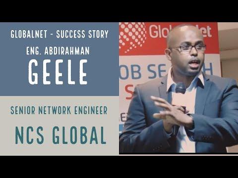 GlobalNet - Abdirahman's Success Story