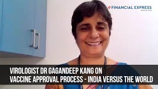 Is the Indian regulator approving vaccines faster than the regulators abroad?
