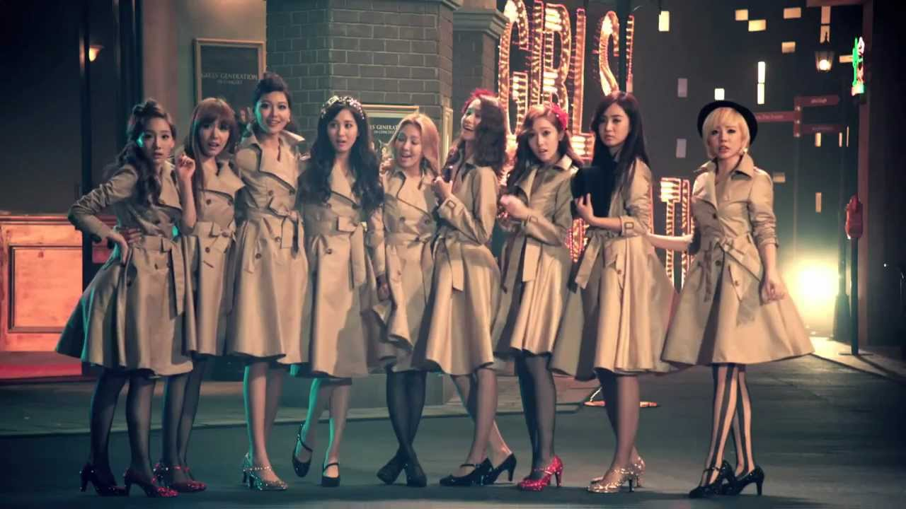 Album Girls Generation (SNSD) - GIRLS