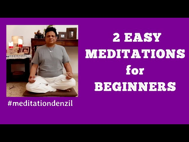 🆕guided Meditation For Beginners 👉 Easy Meditation For Beginners Must Watch!
