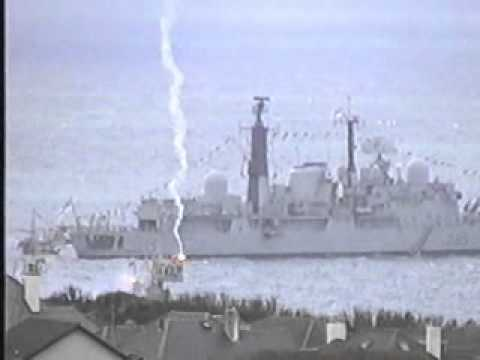 hms exeter 3 newquay bay