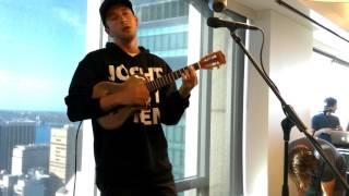 Holding onto you (acoustic) Twenty One pilots - Tyler Joseph
