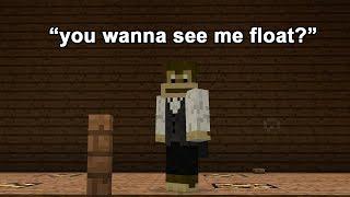 I held a Minecraft Talent Show...