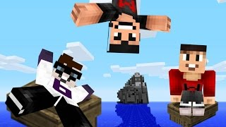 EXTREME BOAT RACE | Drunk Minecraft #69