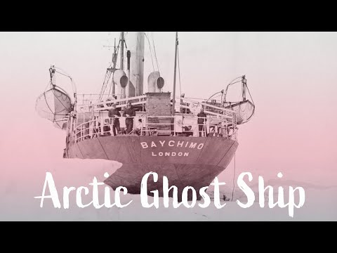 SS Baychimo: The Cursed Arctic Ghost Ship