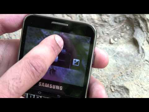 Facebook chat software for samsung mobile