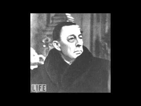 Всенощное бдение Sergei Rachmaninoff All-Night Vigil A.Sveshnikov