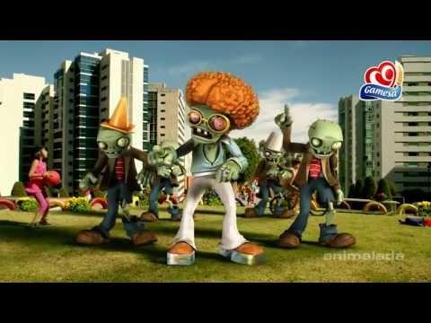Pepsico - Plants vs Zombies - Biscuits W1