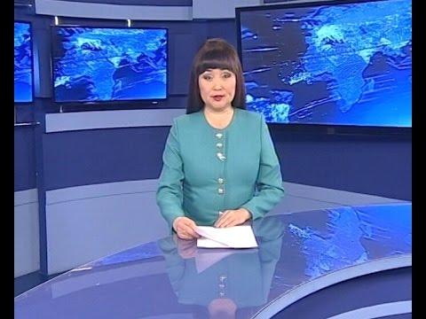Вести Бурятия. (на бурятском языке). Эфир от 23.03.2017