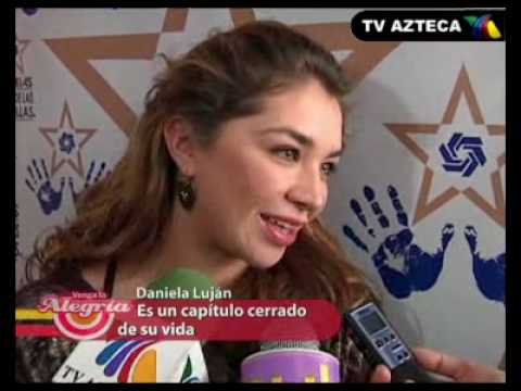 Daniela Lujan Y Su Bebe