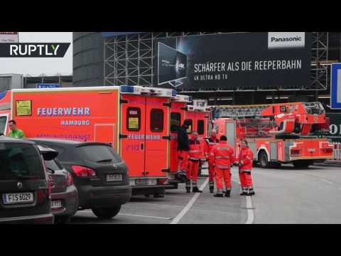 Toxin alert at Hamburg airport: At least 50 suffer breathing problems, hub evacuated