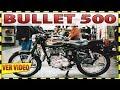 Royal Enfield Bullet 500 Características, Ficha Técnica y Precio.