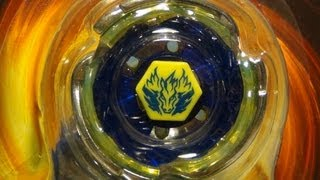 Beyblade Hyperblades COSMIC PEGASUS F:D ~unboxing~review~spin test~