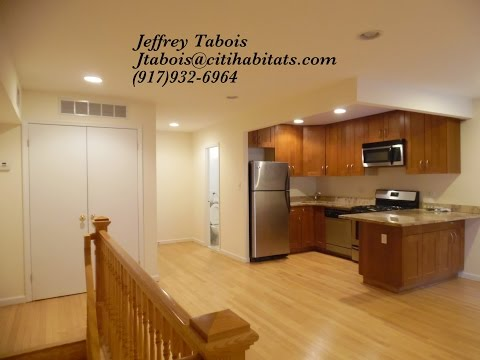 Two bedroom duplex apartment tour 2017 with private outdoor space $4490 a month.