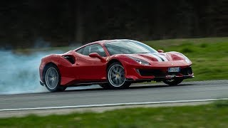 EXCLUSIVE: Chris Harris vs the Ferrari 488 Pista | Top Gear: Series 27