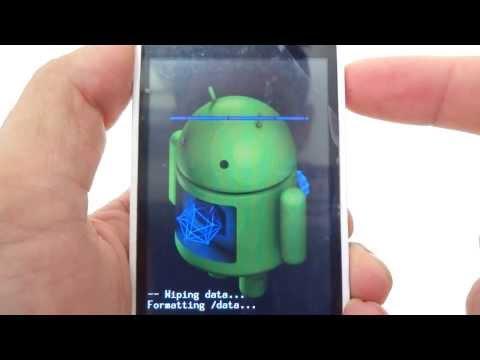 Como Formatar Motorola RAZR D1 e D3 XT916 / XT918 / XT920 ...