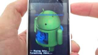 Como Formatar Motorola RAZR D1 e D3 XT916 / XT918 / XT920 || Hard Reset, Desbloqueio. G-Tech