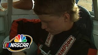 Dale Earnhardt Jr. on his NASCAR racing start with Legends cars I NBC Sports