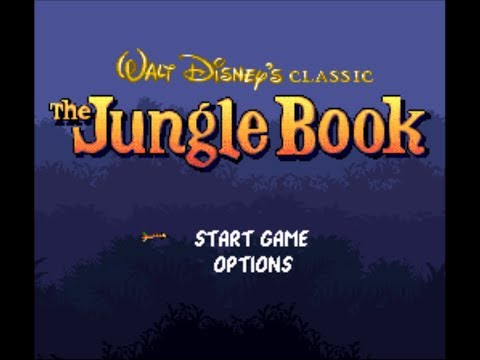 The Jungle Book Review For The SNES By John Gage