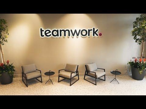 Teamwork Belfast Office Launch