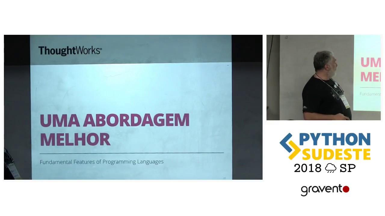 Image from [PySe 2018] Cadê o paradigma? Teoria a serviço de Python na prática