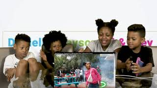Kids React To That Girl Lay Lay - Supersize XL (feat. Lil Blurry & Lil Terrio)