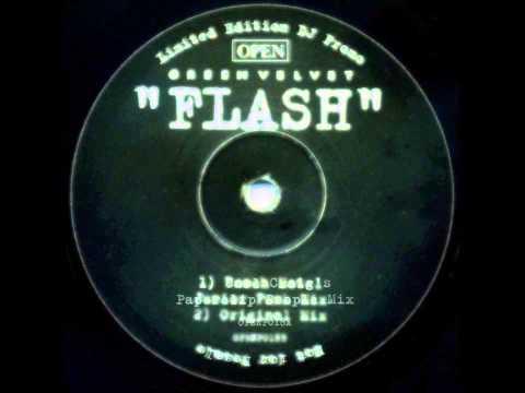 Green Velvet  Flash Carl Craig's Paperclip People Mix)