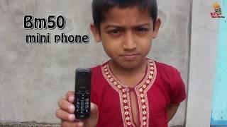 BM50 bluetooth Dialer & Mini phone....