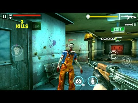 Death deal zombie shooting game mod apk