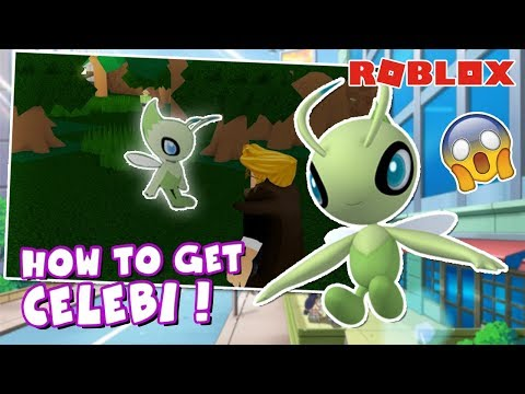 pokemon brick bronze how to get celebi