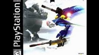 PS1 Game: Einhander Long Play