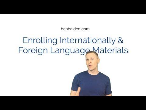 Find someone internationally