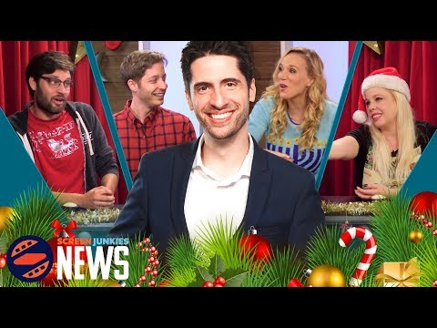 A Very ScreenJunkies Movie Holiday Game (Holiday Special)