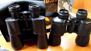 Порівняльний огляд Бінокль БПЦ2 12х45 VS Levenhuk Atom 10x50 - mix fight біноклів для полювання!