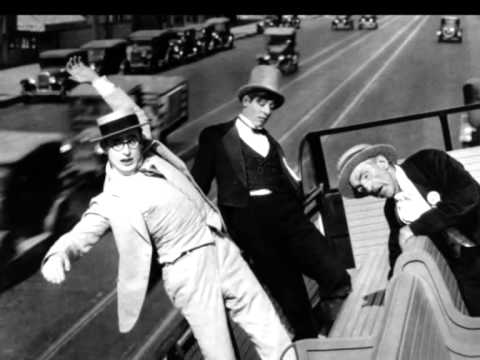 Musical medley from Harold Lloyd's World Of Comedy TV series