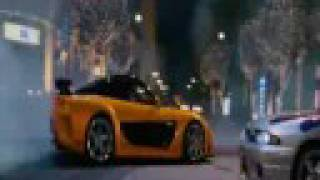 Repeat youtube video The Fast and the Furious: Tokyo Drift (Music Video) Teriyaki