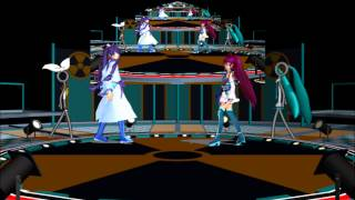 Gakuko and Gakupo: Cyber Thunder Cider