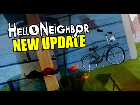 HELLO NEIGHBOR NEW UPDATE [🔴LIVE]