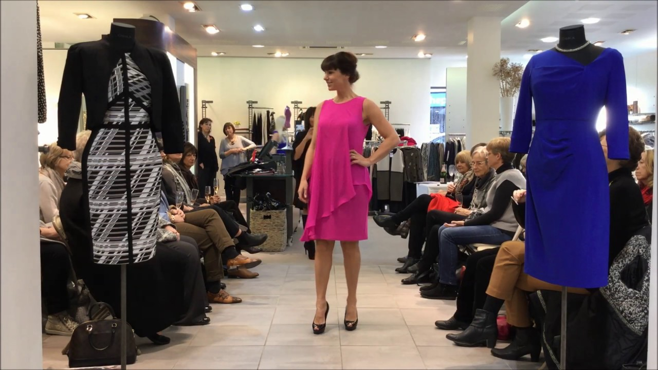 13fc45c1fa20 Joseph Ribkoff Fashion Show Nov 2016 - YouTube