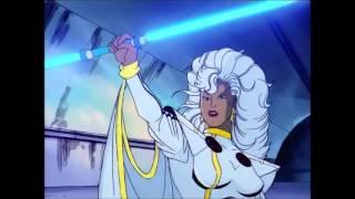 Storm vs. Callisto - X-Men Animated Series