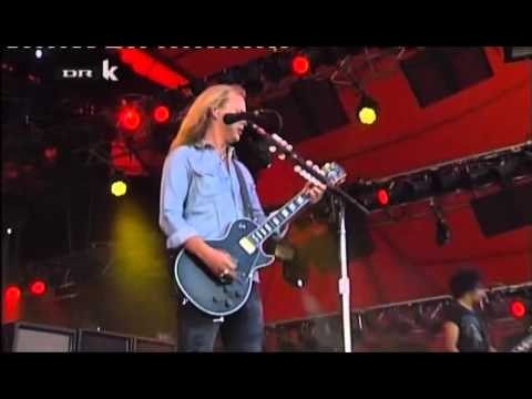 Alice In Chains, It Aint Like That and Lesson Learned  at the Roskilde Festival 2010 Pro shot