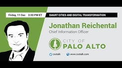 #147: Smart Cities and Digital Transformation, with Jonathan Reichental, CIO, City of Palo Alto
