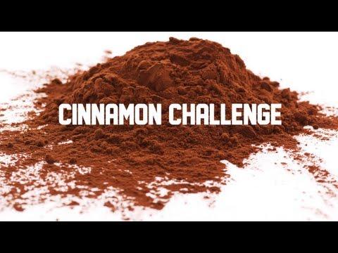 Cinnamon Challenge with bateson87/Teacup (Fifa 12 Charity Event)