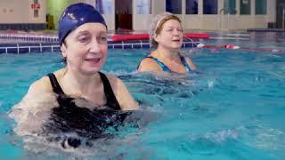 Healthy life center | warm water wellness pool